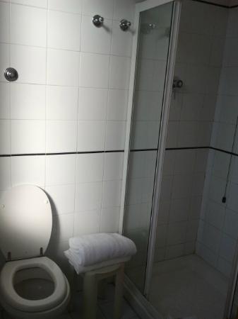Hotel Millennium: bagno