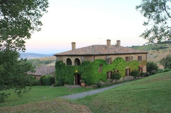 Agriturismo Le Macchie : The house