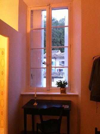 Maison Christina: Vistas habitación 