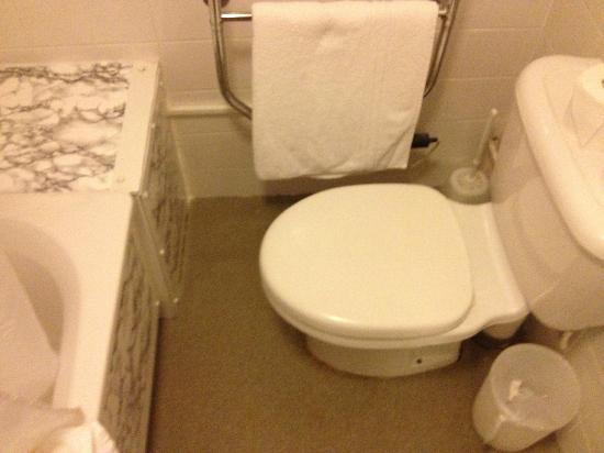 Pied Bull Inn : Little or no legs required