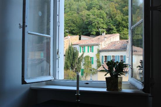 Maison Christina: vistas habitacion 
