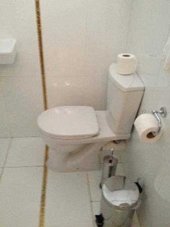 BEST WESTERN Acropolis Ami Boutique Hotel: toilet