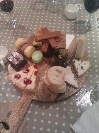 CocoRico: le plateau fromage-dessert