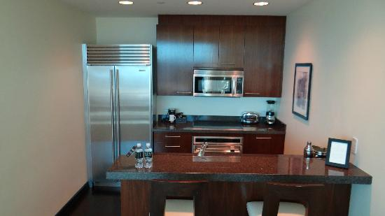 kitchen - Picture of Trump International Hotel Las Vegas, Las ...