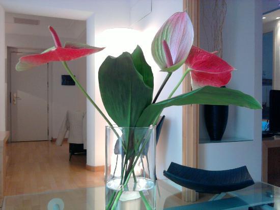 Hotel Plaza Opera: fiori
