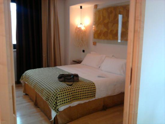 Hotel Plaza Opera: suite