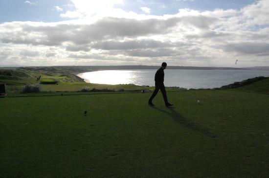 Ballybunion Golf Club: old course 8th hole