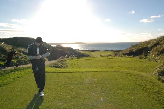 Ballybunion Golf Club: back nine old course