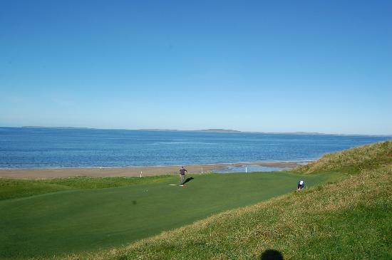 Ballybunion Golf Club: 16th on the cashen