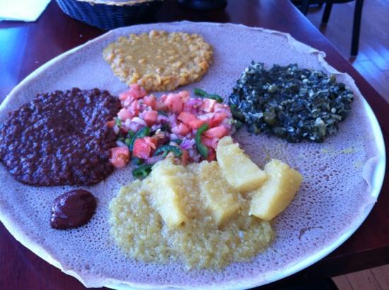 Photo of African Restaurant Ethiopic Restaurant at 401 H Street Ne, Washington, DC 20002, United States