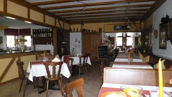 Gasthaus zur Krone: Restaurant