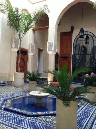 Riad Said: Innenbereich