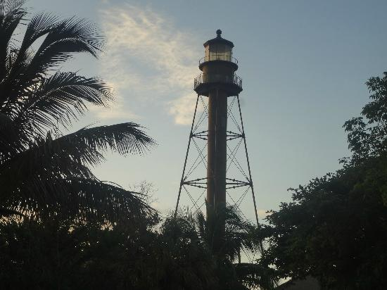 Sanibel Island Lighthouse: just another lighthouse photo
