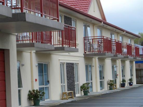 B-K's Palmerston North Motor Lodge: BKs Moter Lodge 102 Cuba St Palmerston North NZ
