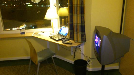 Best Western Eurostop Orebro: Quite basic - but not bad