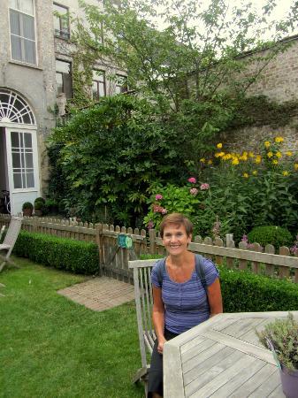 Hotel Patritius: Courtyard