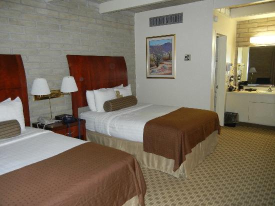 Kayenta Monument Valley Inn: Room 1