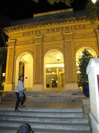 Hotel Phoenicia: Ingresso hotel