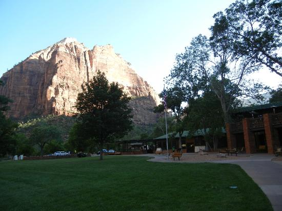 Zion Lodge: Hotel
