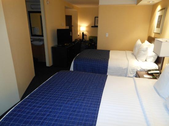 SpringHill Suites Orlando Airport: room 616