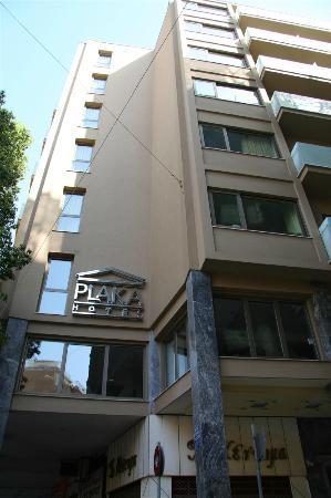 Plaka Hotel: Hotel exterior