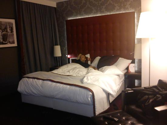 Crowne Plaza Amsterdam South: chambre standard