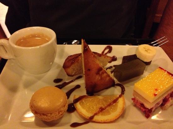 Cafe Japonais : dessert as it should be!
