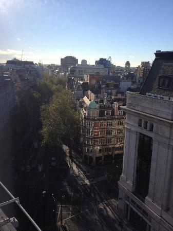 Grange Holborn Hotel: View from our room
