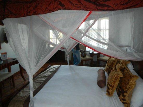 Кндва, Танзания: .