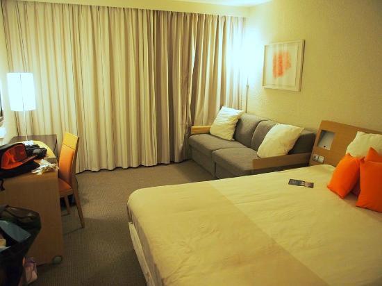 Novotel Amboise: Chambre supérieure
