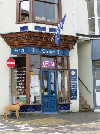 The Kitchen Table Picture Of The Kitchen Table Cafe Mumbles Tripadvisor