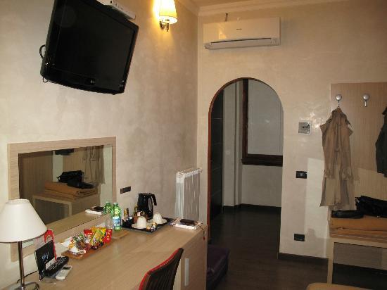 Residenza Castelli: Dormitorio