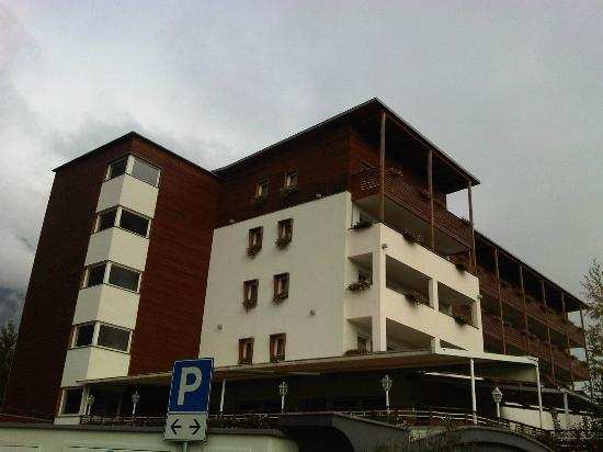 Vitalpina Hotel Waldhof: Hotel - vista esterno