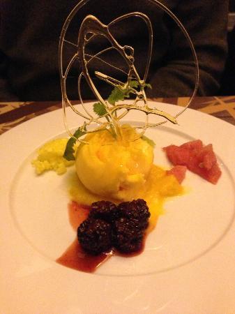 Lotus: dessert