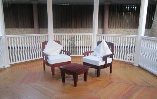 Iberostar Dominicana Hotel: Zonas de descanso
