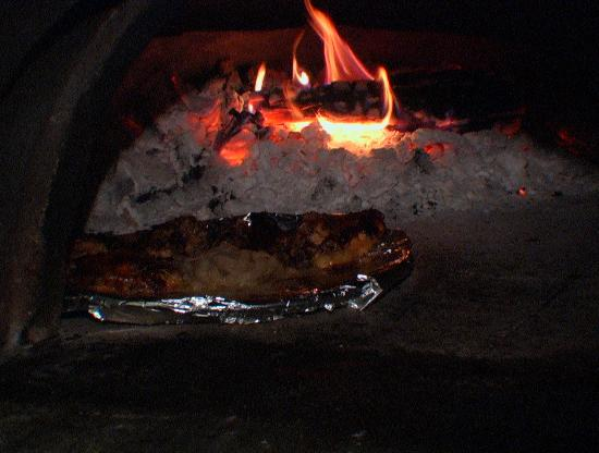 The Pizza Joint: The oven
