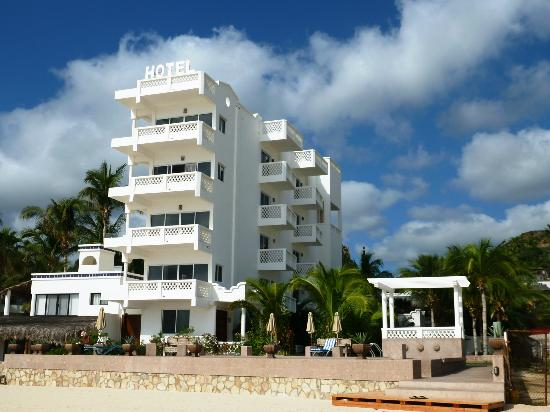 Casa Costa Azul Boutique Hotel: Hotel exterior