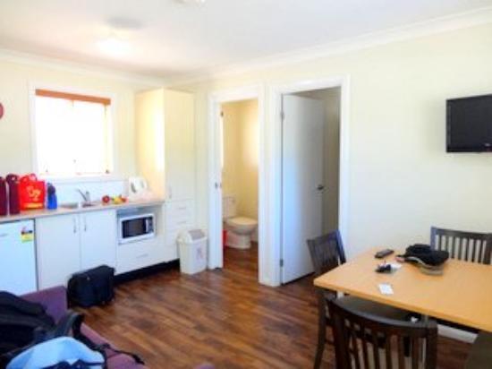 Coonabarabran, Australia: Plenty of Room