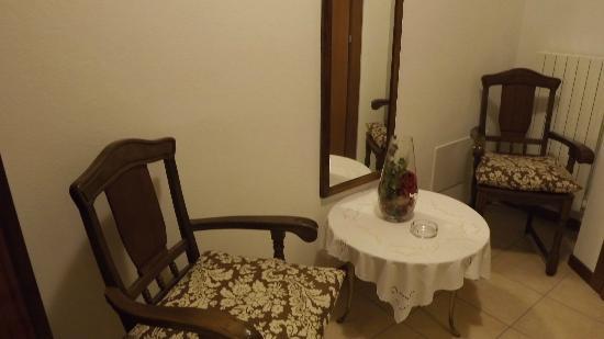 Bed & Breakfast Casablanca: Sala Lettura