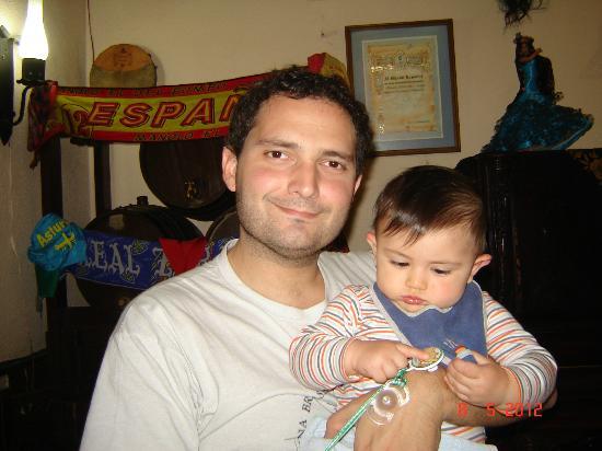 El Meson Espanol : Con Joaquín