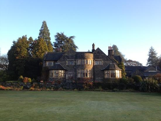 Cragwood Country House Hotel: hotel