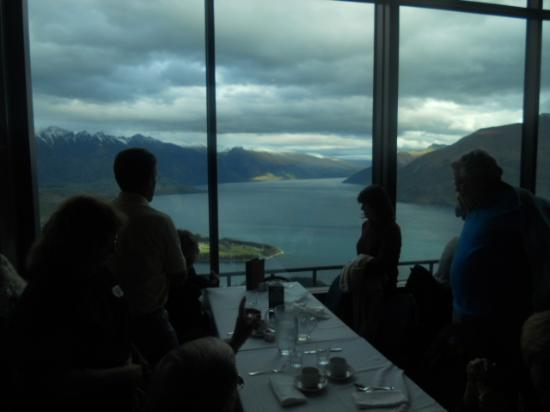 Mercure Resort Queenstown: Dining room view