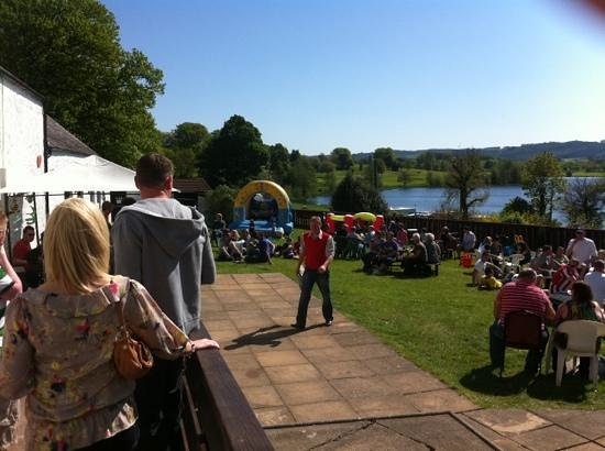 The Crown Hotel : Family fun day in the crown Lochmaben