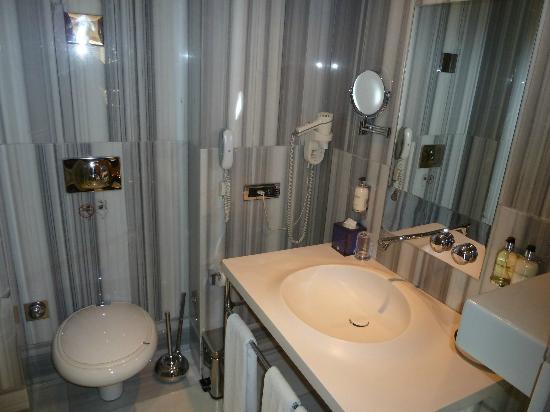 Witt Istanbul Suites: Bathroom