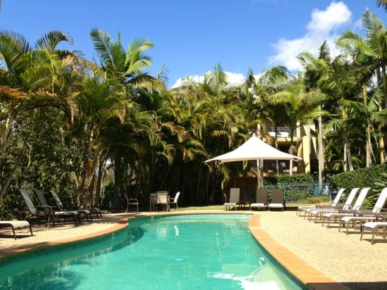 Mercure Gold Coast Resort: billabong pool - the 2nd swimming pool