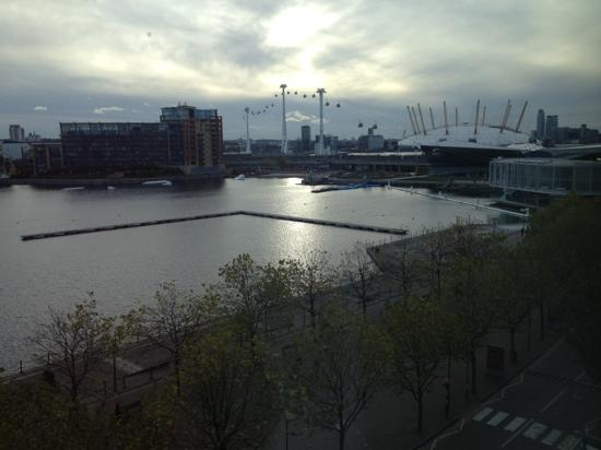 Crowne Plaza London - Docklands: view from the room!