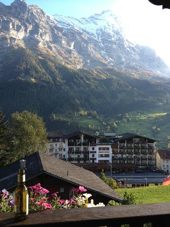 Hotel Caprice: Face of the Eiger Mountain