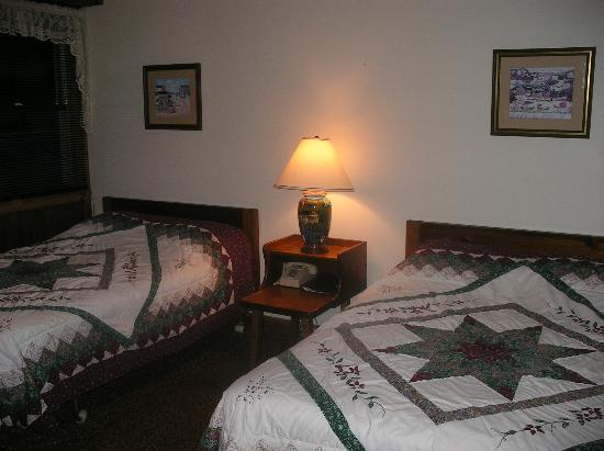 Turn of River Lodge: Guest Room