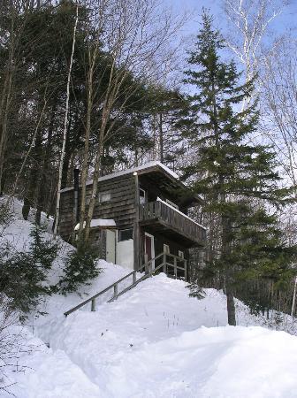 Turn of River Lodge: The Cabin (sleeps 11)