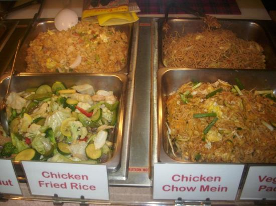 Thai Bon Appetite : Lunch Buffet Items